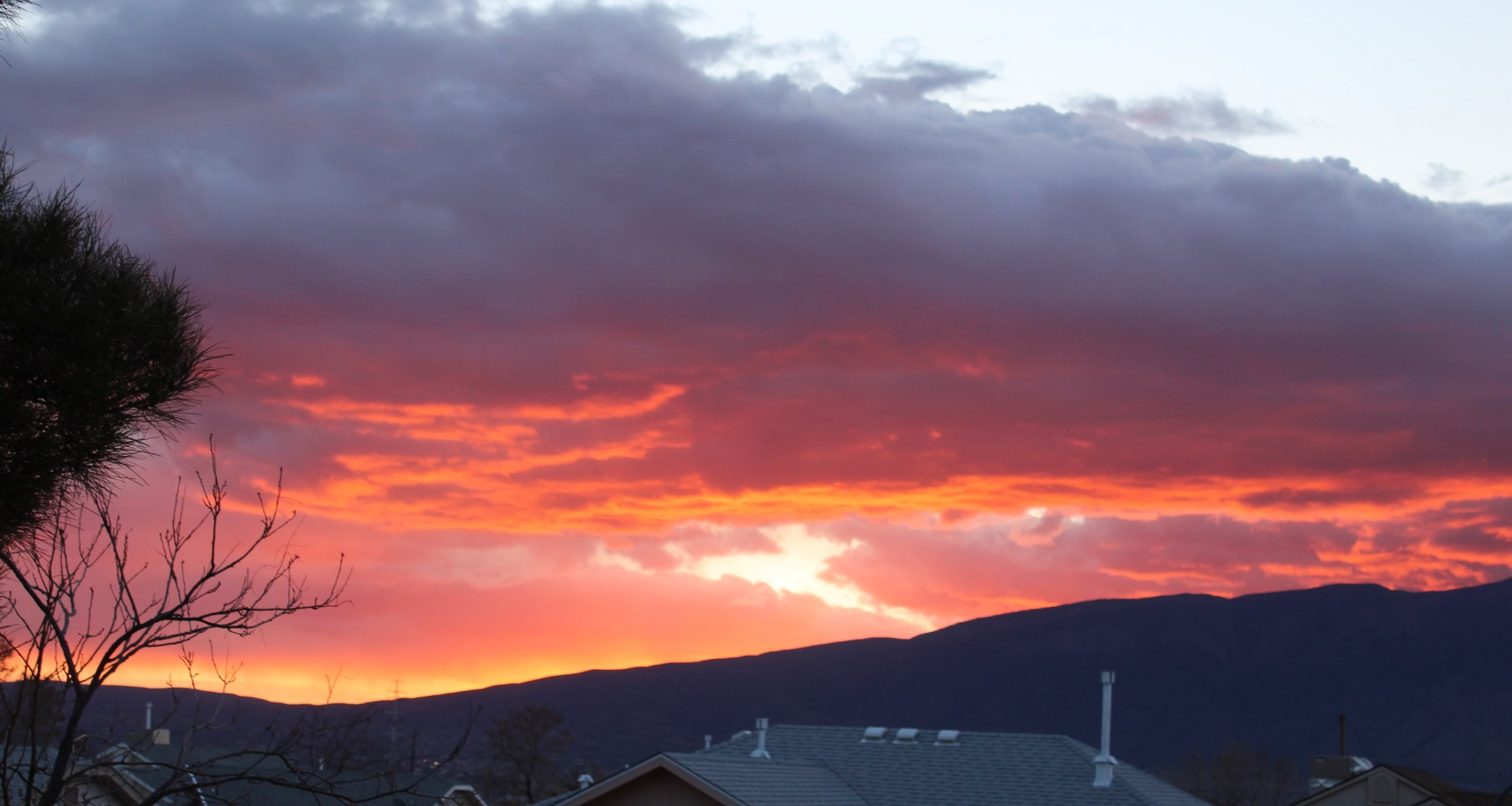 New Mexico Sunset 1,000,001