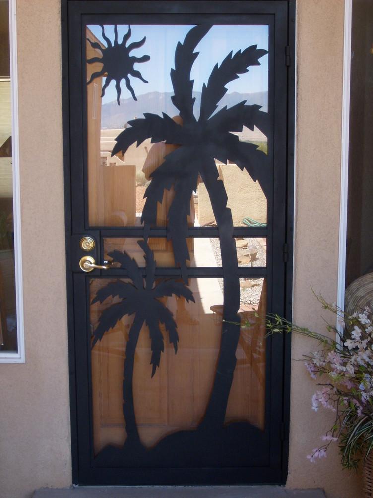 Deluxe Security Door 20