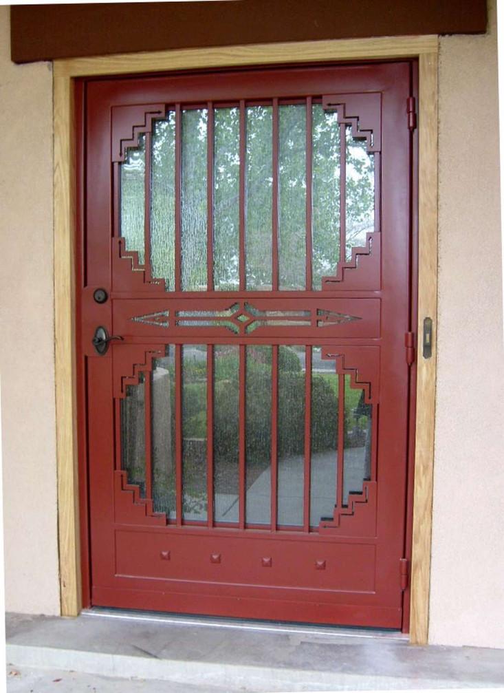 Exterior Door 1