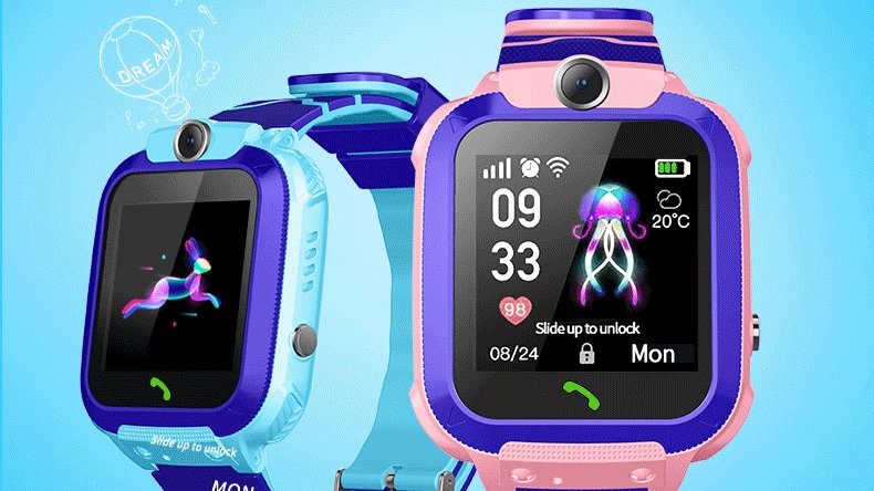 YQT Children's Phone Watch Q12