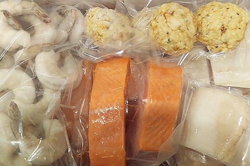 Seafood Sample Box