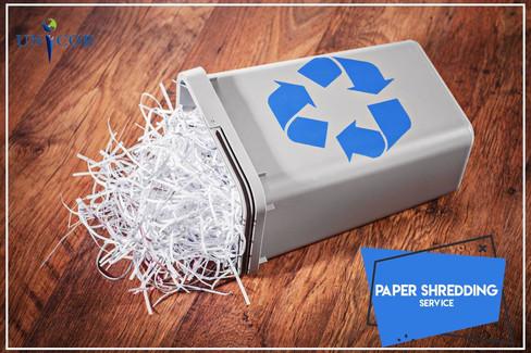 Office Paper Shredding
