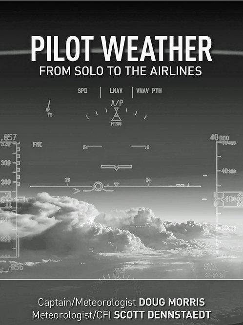 Pilot Weather Black & White Soft Cover