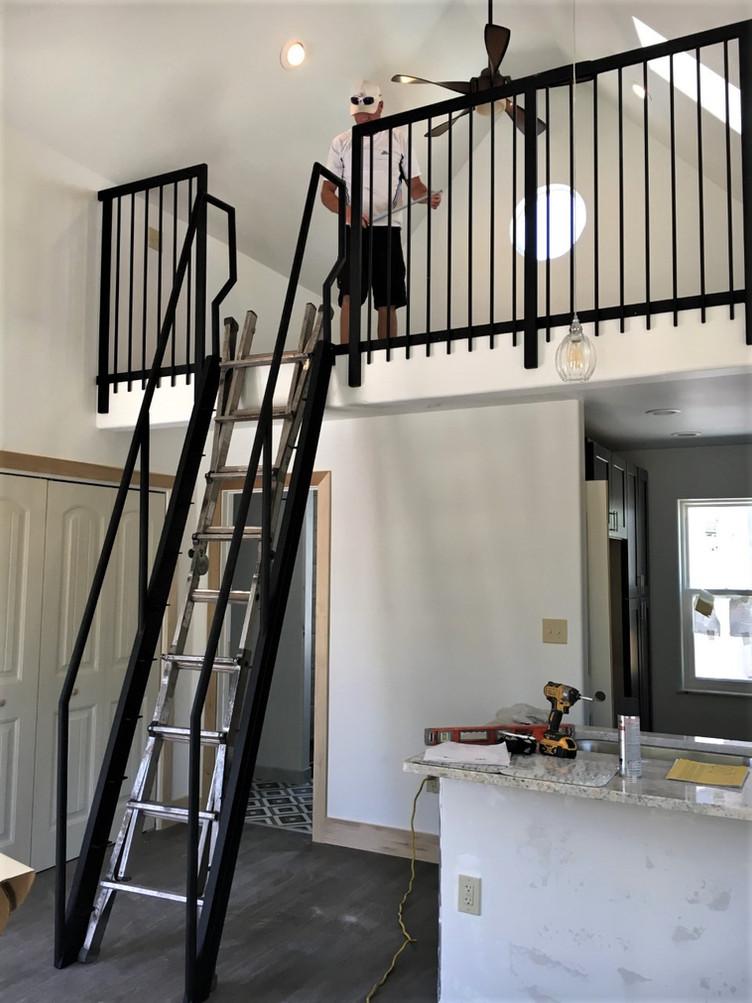Loft Staircase 9