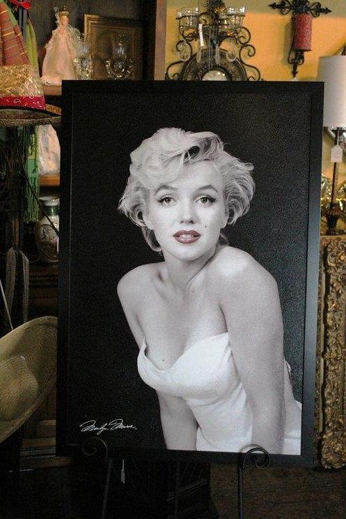 Marilyn Monroe Framed Poster