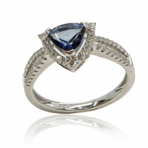 Aria Tanzanite Ring