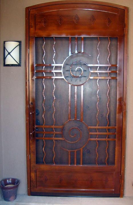 Exterior Door 3