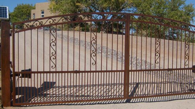 Drive Through Gate 5