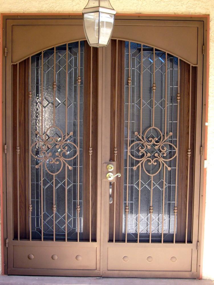 Deluxe Security Door 1