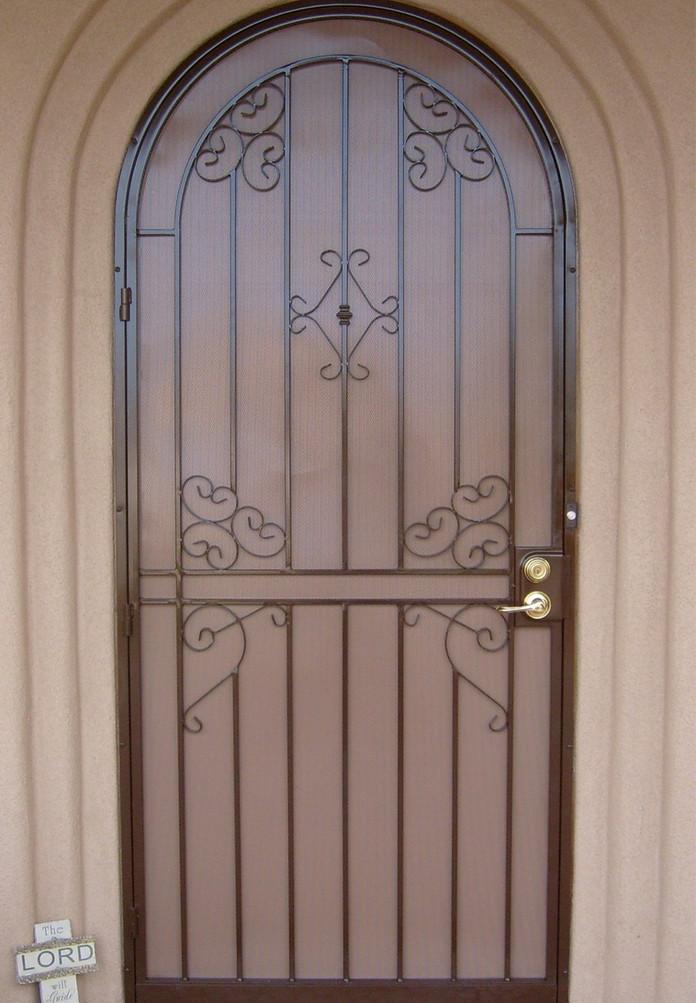 Deluxe Security Door 23