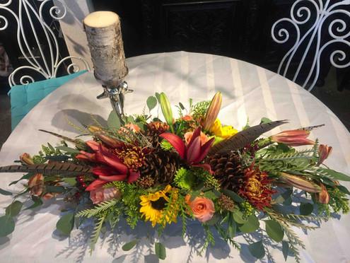 Agave Florist Centerpiece 016