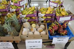 New Fresh Fruits