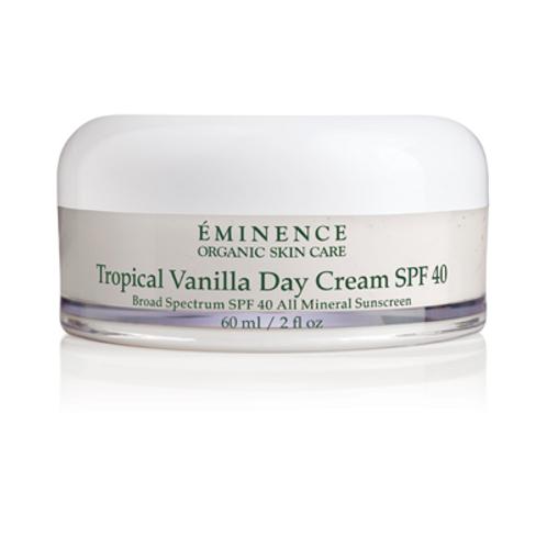 Tropical Vanilla Day Cream SPF 40