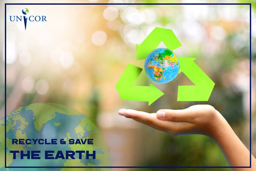 Recycle and Save the Earth