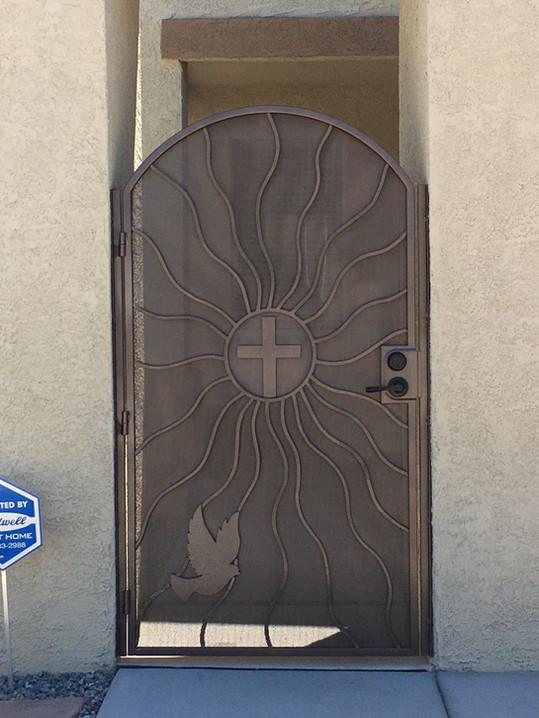 Exterior Door 13