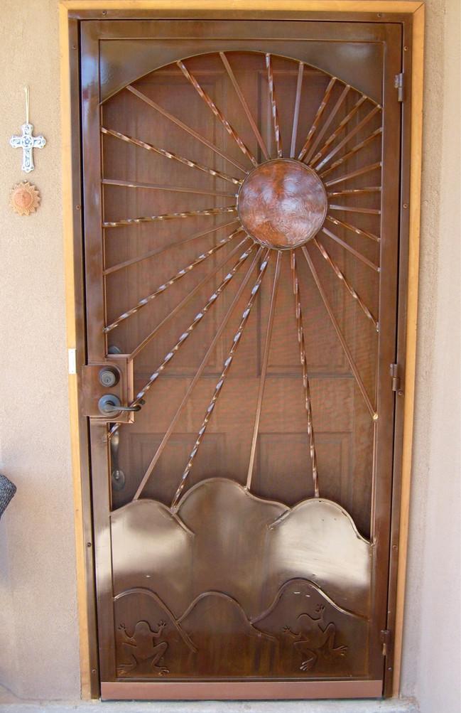 Deluxe Security Door 3
