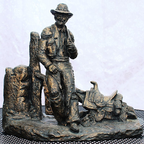 Clay Remington Statues