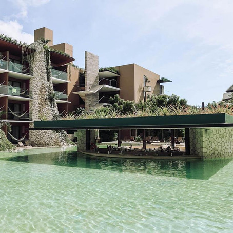 All-inclusive Hotel in Mexico-Xcaret