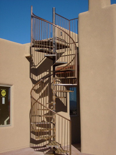 Spiral Stair 3