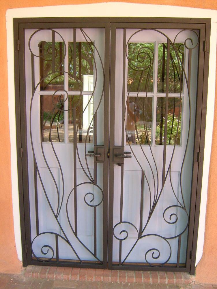 Deluxe Security Door 17