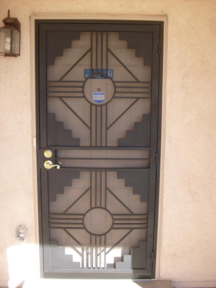Deluxe Security Door 15