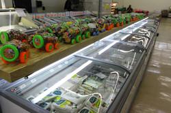 New High Capacity Freezers