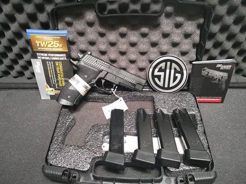 SIG P226 TACOPS PST 9MM 20RD