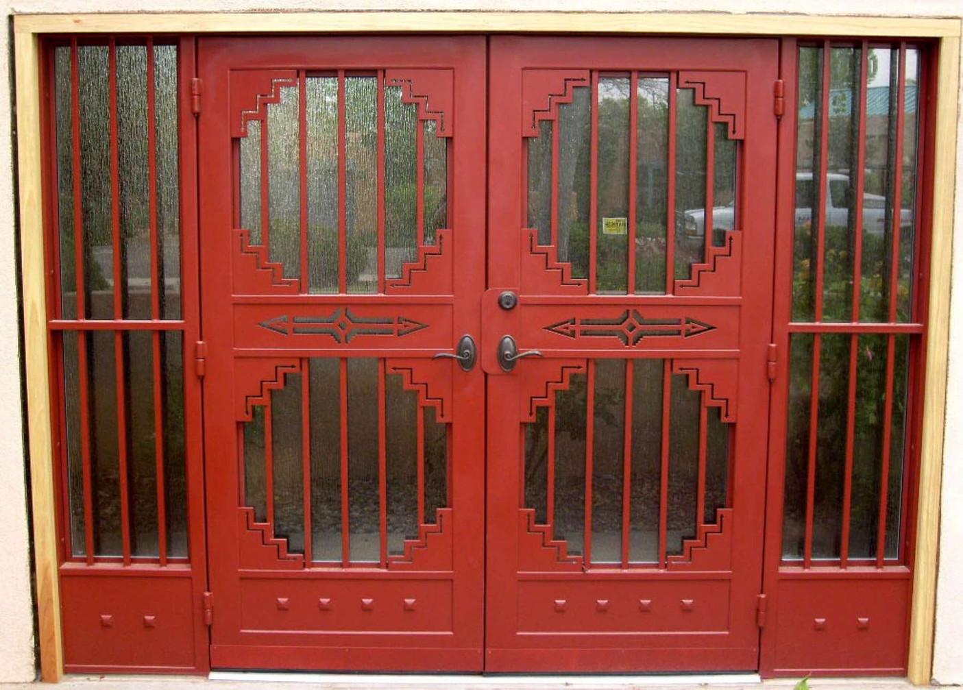 Exterior Door 5
