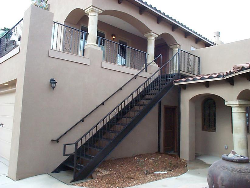 Spiral Stair 8