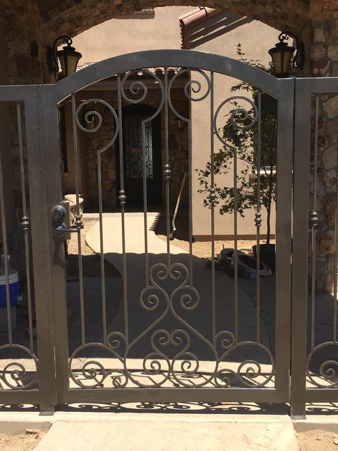 Old World Gate 1