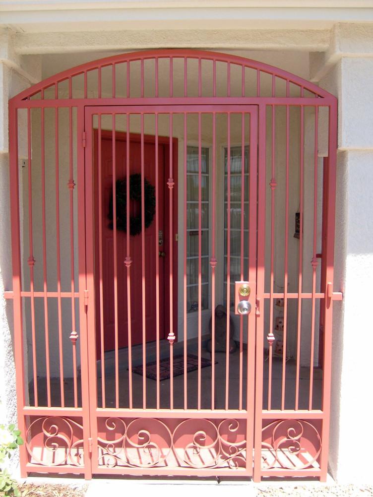 Standard Security Door 1
