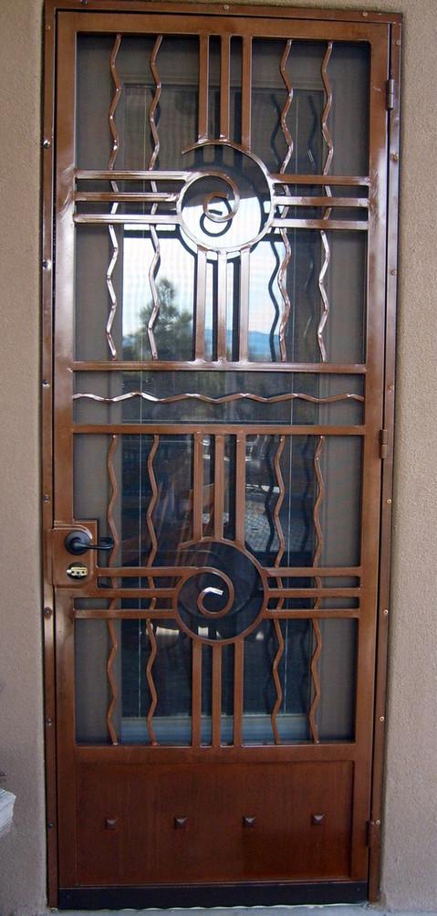 Deluxe Security Door 4