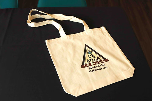 The Official De Anza Hand Bag