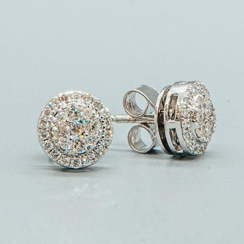 Angela Diamond Earrings
