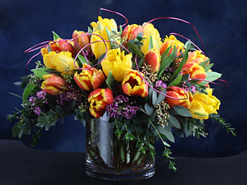 Large Tulip Arrangement