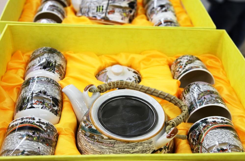 Imported Tea Pot Sets