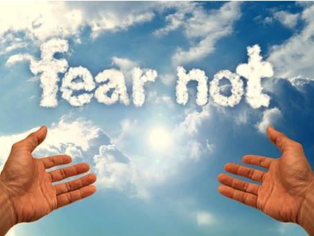 Do Not Be Afraid 3