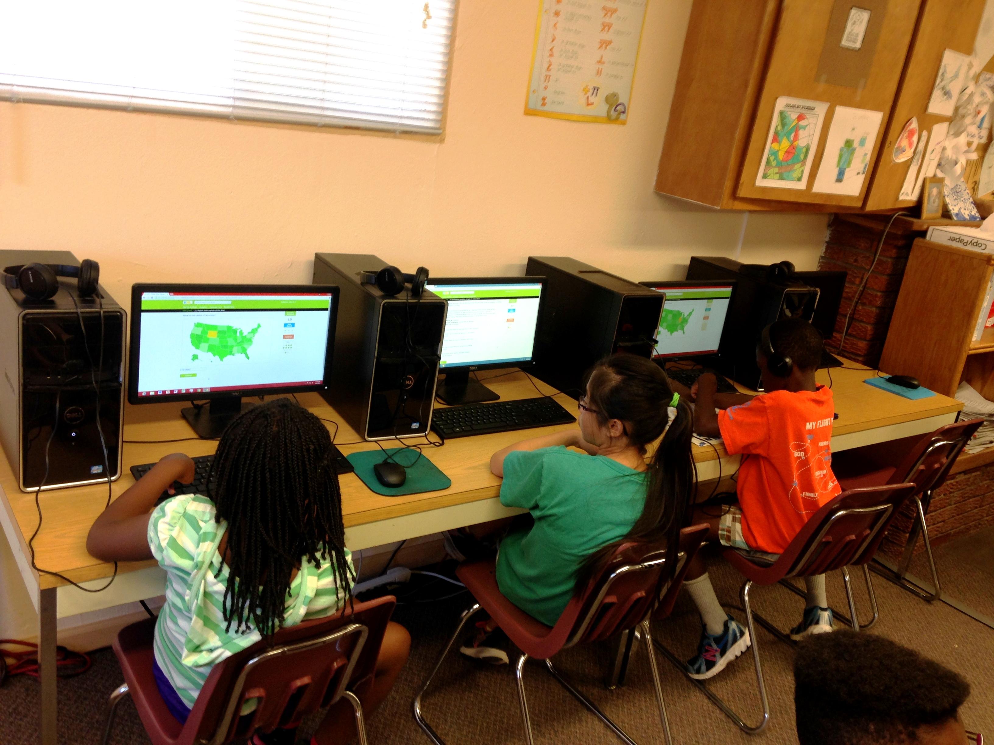 K-5th Grade School Kids