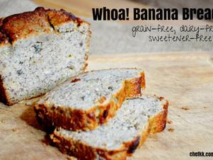 Whoa! Banana Bread