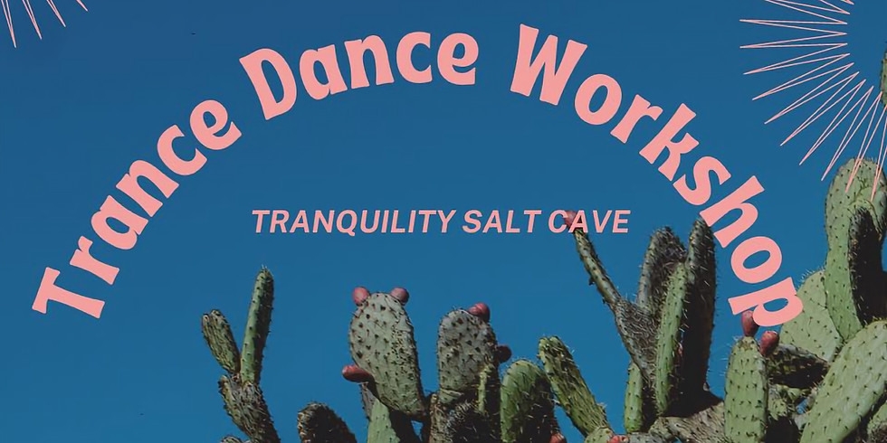 Trance dance: An ecstatic healing workshop