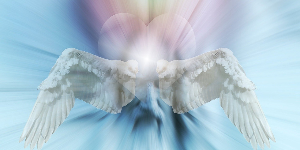 Connecting with the Archangels!