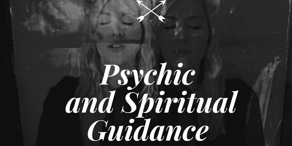 Psychic Guidance and Deep Healing