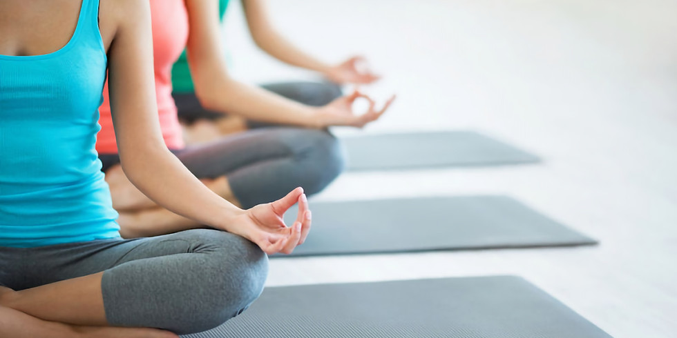 Say Yes to Yoga!