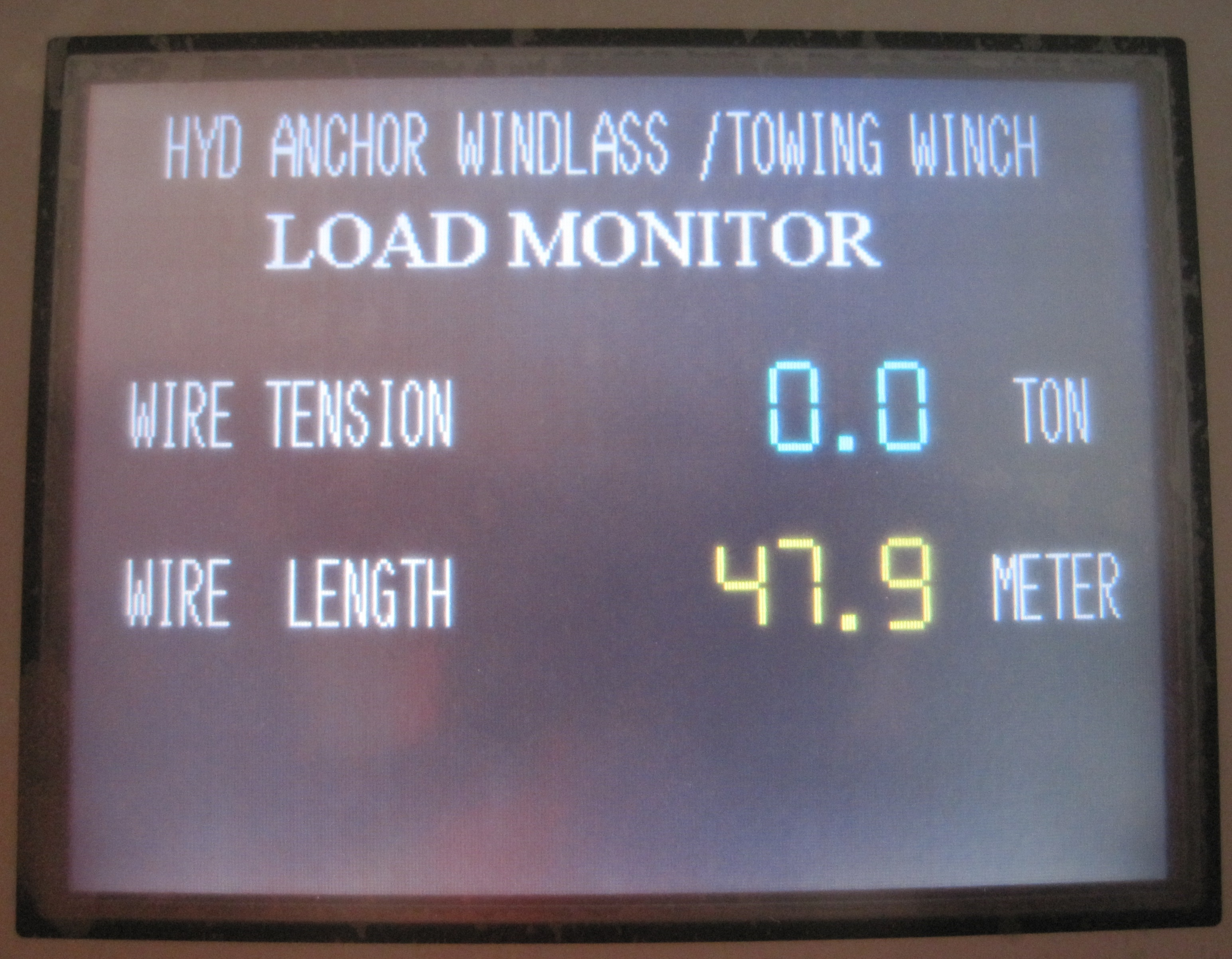 Tension and Load Meter 2