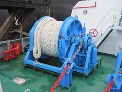 Anchor Windlass Towing/Mooring Winch