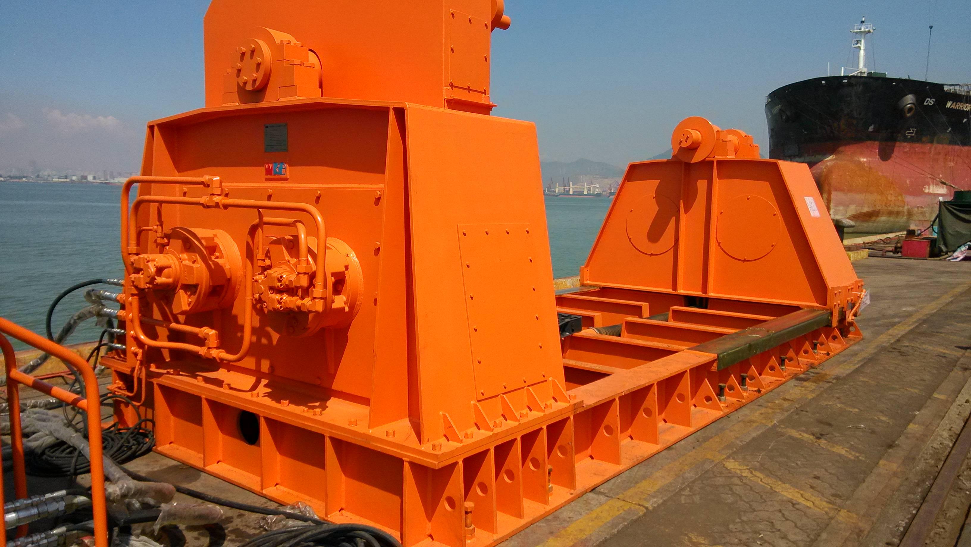 Hydraulic Spooler