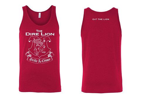 Dire Lion Tank Top