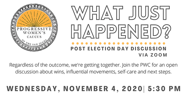 Post Election Day _ What Just Happened (