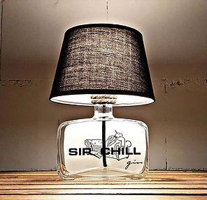 Sir Chill Gin Leuchte
