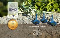 Liá Olivenöl Gold award